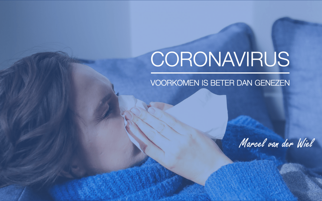 Coronavirus en officiële aanbevelingen